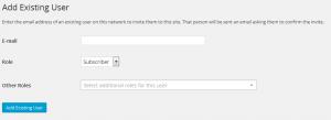 adding user3
